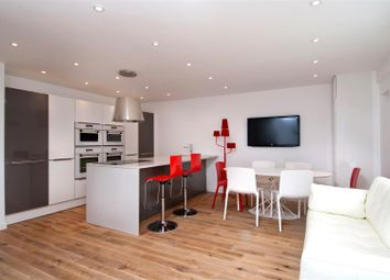 Thumbnail 3 bed mews house to rent in Huntsworth Mews, London