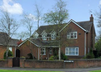 Thumbnail Detached house for sale in Clifford Close, Droitwich