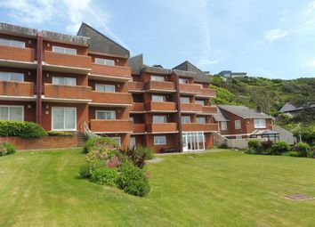 Thumbnail 1 bed flat to rent in Fairhaven Court, Langland, Swansea