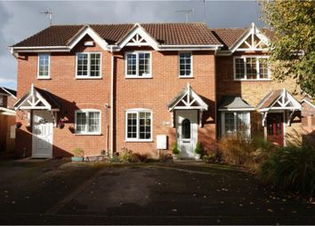 Thumbnail 2 bed town house to rent in Frampton Gardens, Heatherton Village, Derby