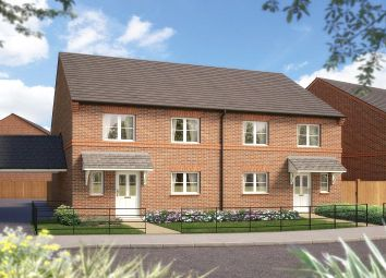 Thumbnail 3 bedroom detached house for sale in Heron Way, Malbank Waters, Edleston