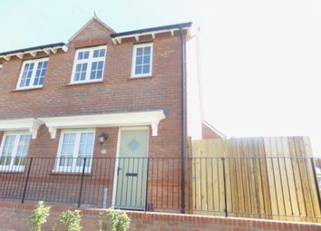Thumbnail 2 bed end terrace house to rent in Bray Road, Holsworthy