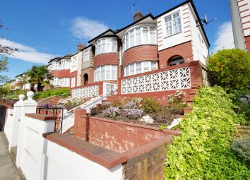 Thumbnail 3 bed semi-detached house for sale in Chase Road, London