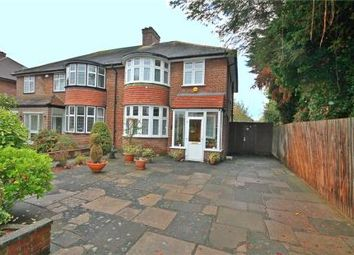 Thumbnail 3 bed semi-detached house for sale in Mayfair Avenue, Worcester Park