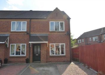 Thumbnail 2 bed semi-detached house to rent in Wintergreen Drive, Littleover, Derby