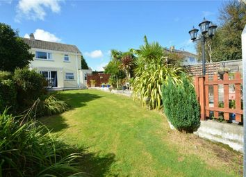 3 bed semi-detached house for sale in Mongleath Avenue, Falmouth TR11