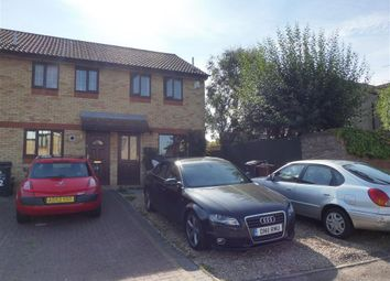 Thumbnail 2 bed end terrace house to rent in South Copse, Northampton