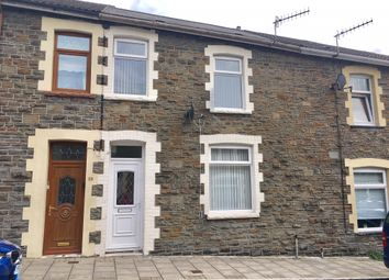 Thumbnail 4 bed terraced house for sale in Herbert Street, Abercynon, Mountain Ash