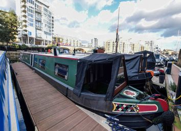 Thumbnail 1 bed houseboat for sale in Enterprice, Limehouse