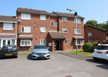 Thumbnail 2 bed flat for sale in Banstead Close, Wolverhampton