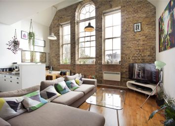 Thumbnail 2 bed flat to rent in Stepney City Apartments, 49 Clark Street, London