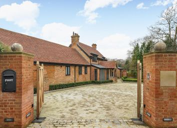 Thumbnail 4 bed detached house for sale in Chobham, Surrey