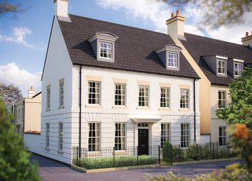 "Thumbnail 5 bed detached house for sale in ""The Plym"" at Haye Road, Sherford, Plymouth"
