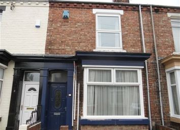 Thumbnail 2 bedroom terraced house to rent in Heslop Street, Thornaby, Stockton-On-Tees
