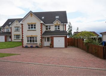 Thumbnail 6 bed detached house for sale in Lapwing Grove, Inverkip