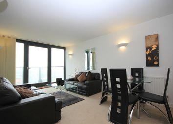 Thumbnail 1 bedroom flat to rent in Blackwall Way, London