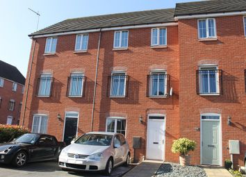 Thumbnail 4 bed town house to rent in Merevale Road, Atherstone, Warwickshire