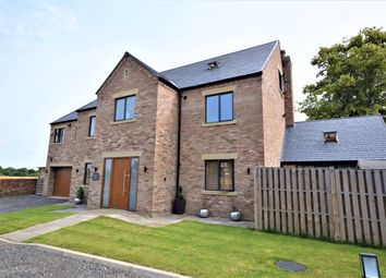 Thumbnail 5 bed detached house for sale in Chapel Lane, Sykehouse, Goole