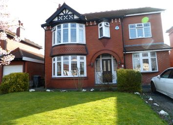 Thumbnail 4 bedroom detached house for sale in Dowson Road, Hyde