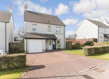 Thumbnail 4 bed detached house for sale in The Grange, Perceton, Irvine, North Ayrshire