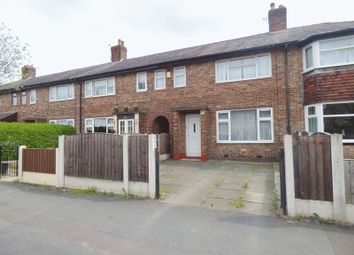 Thumbnail 3 bed terraced house for sale in Longshaw Street, Warrington