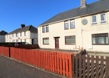 Thumbnail 2 bed flat for sale in Brewlands Street, Galston