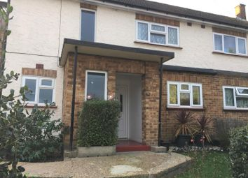 Thumbnail 2 bedroom flat to rent in Gatwick Way, Hornchurch