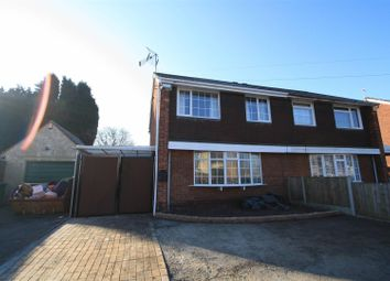 Thumbnail 3 bed semi-detached house to rent in Albert Villas, Trench, Telford