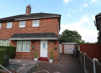 Thumbnail 2 bed semi-detached house for sale in Downfield Place, Milton, Stoke-On-Trent