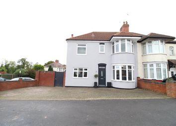 Thumbnail 4 bedroom semi-detached house for sale in Ventnor Street, Nuneaton, Warwickshire