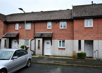 Thumbnail 2 bed terraced house for sale in Trevose Way, Plymouth, Devon