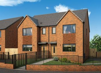 "Thumbnail 3 bed property for sale in ""The Hetton At Connell Gardens"" at Hyde Road, Manchester"