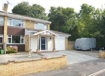 Thumbnail 3 bed semi-detached house for sale in Barbrook Close, Tilehurst, Reading, Berkshire