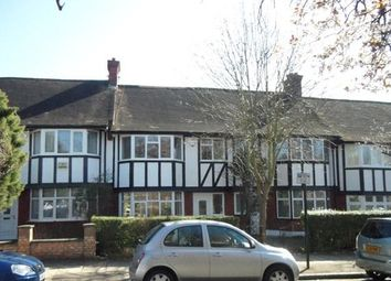 Thumbnail 4 bed terraced house to rent in Tudor Gardens, London, West Acton