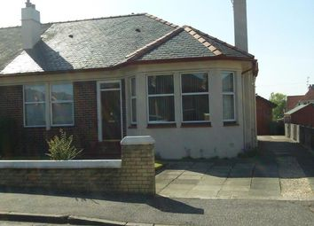 Thumbnail 2 bed bungalow to rent in Moncks Road, Falkirk