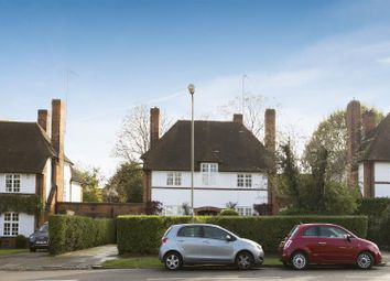 Thumbnail 5 bed detached house to rent in Northway, Hampstead Garden Suburb