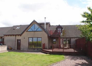 Thumbnail 4 bed semi-detached house for sale in Glenlossie Road, Thomshill, Elgin