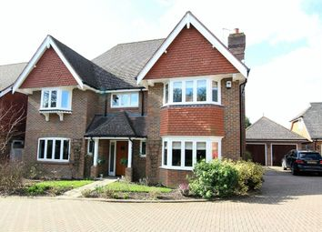 Thumbnail 5 bedroom detached house for sale in Longwall, Felbridge, West Sussex