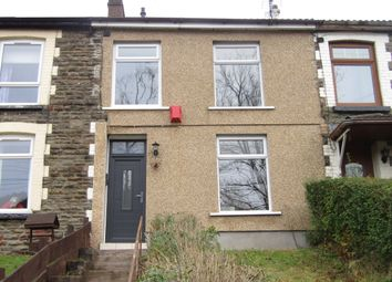 Thumbnail Terraced house to rent in Partridge Road, Tonypandy