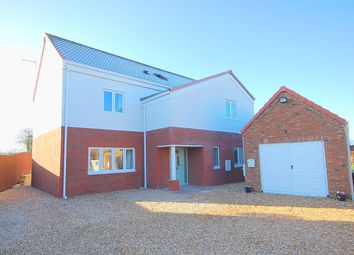 Thumbnail 5 bed detached house for sale in Charlotte Lane, Middle Rasen, Market Rasen