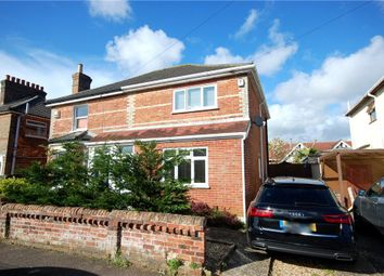 Thumbnail 2 bed semi-detached house for sale in Malmesbury Park Road, Bournemouth