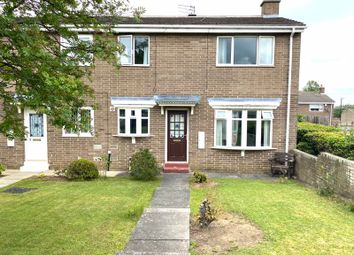 Thumbnail 2 bed semi-detached house for sale in Thornbank Close, Hall Farm, Sunderland