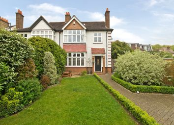 Thumbnail 4 bed semi-detached house for sale in Richmond Road, London