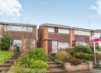 Thumbnail 3 bed end terrace house for sale in Wentworth Way, Quinton, Birmingham