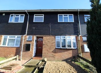 Thumbnail 3 bed terraced house to rent in Cervia Way, Gravesend, Kent