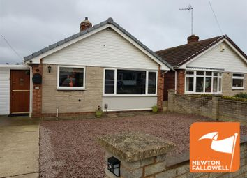 Thumbnail 2 bedroom detached bungalow for sale in Perth Close, Mansfield Woodhouse, Mansfield