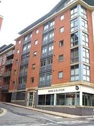 Thumbnail 2 bed flat to rent in Plumtre Street, Nottingham