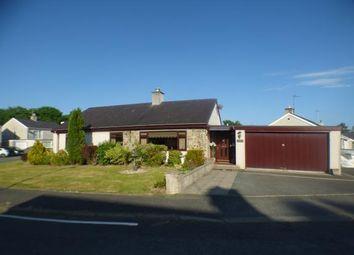 Thumbnail 3 bed bungalow for sale in Lon Ceredigion, Pwllheli, Gwynedd