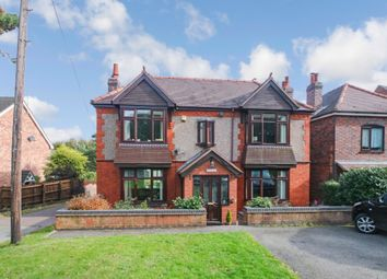 Thumbnail 4 bed detached house for sale in The Common, Grendon, Atherstone
