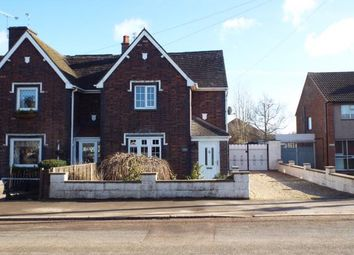 Thumbnail 3 bed end terrace house for sale in Weddington Road, Nuneaton, Warwickshire